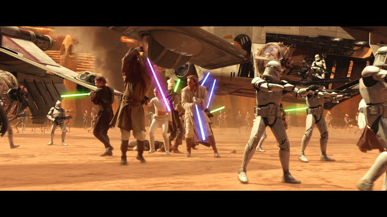 Episode 7 Days Of Star Wars Attack Of The Clones