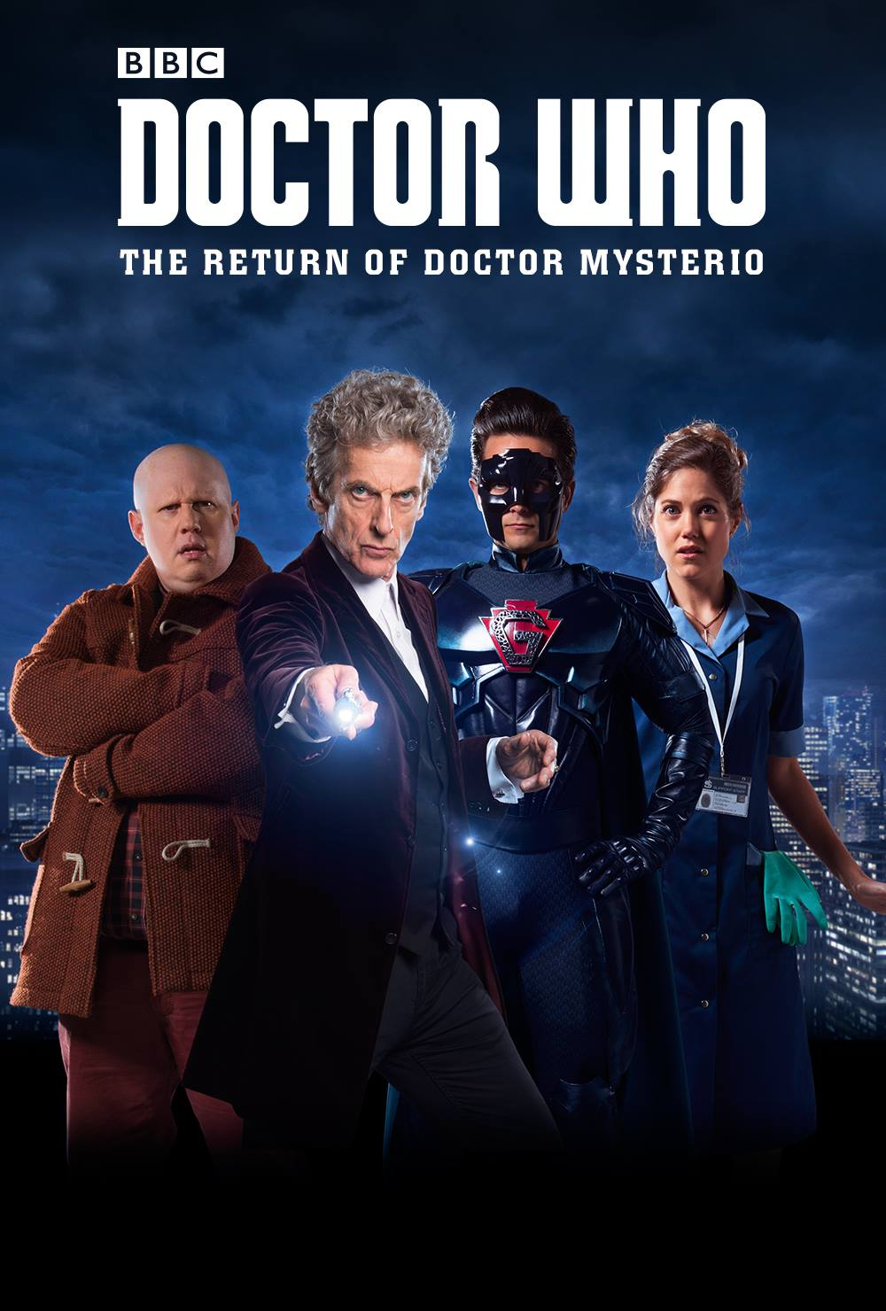 The Return of Doctor Mysterio in theaters Dec. 27, 29