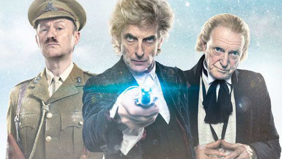Doctor Who Christmas special 'Twice Upon a Time' in cinemas Dec. 27