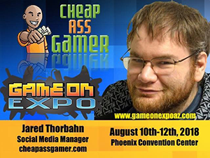Game On Expo Cheap Ass Gamer