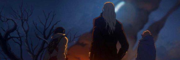 Castlevania Season 2 on Netflix