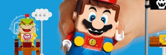 The LEGO Group and Nintendo partner to take legendary brick-building to a new level