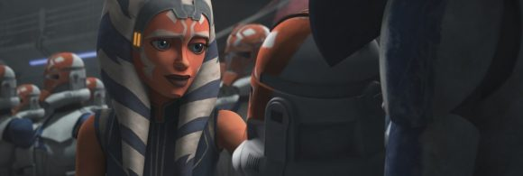 """Anakin and Obi-Wan must decide whether to help Ahsoka pursue Maul or rescue Palpatine in """"Old Friends Not Forgotten,"""" an all-new episode of """"Star Wars: The Clone Wars."""""""