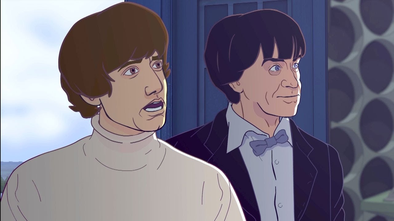 Doctor Who animators bringing back The Faceless Ones